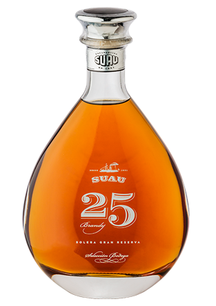 bottle suau 25